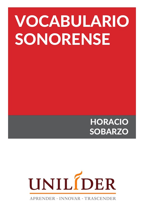 Vocabulario Sonorense