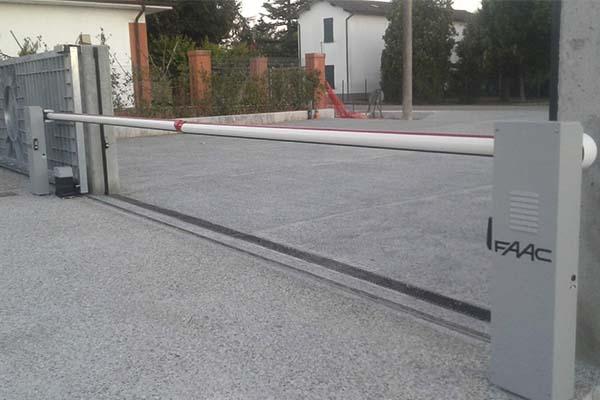 barriere automatiche per parcheggi