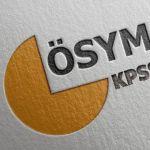 KPSS Lisans sınavı