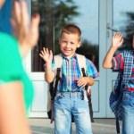 Okula Yeni Başlayan Öğrenci