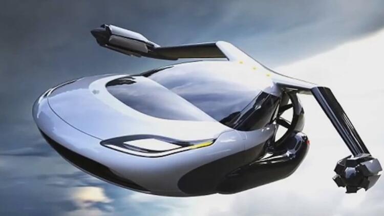 Uçan Araba 2025 Yılında Hazır!