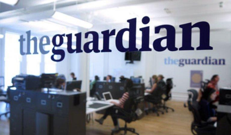 Çin Hükümeti The Guardian'a erişimi engelledi