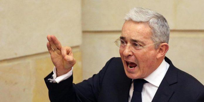 Resultado de imagen de Uribe