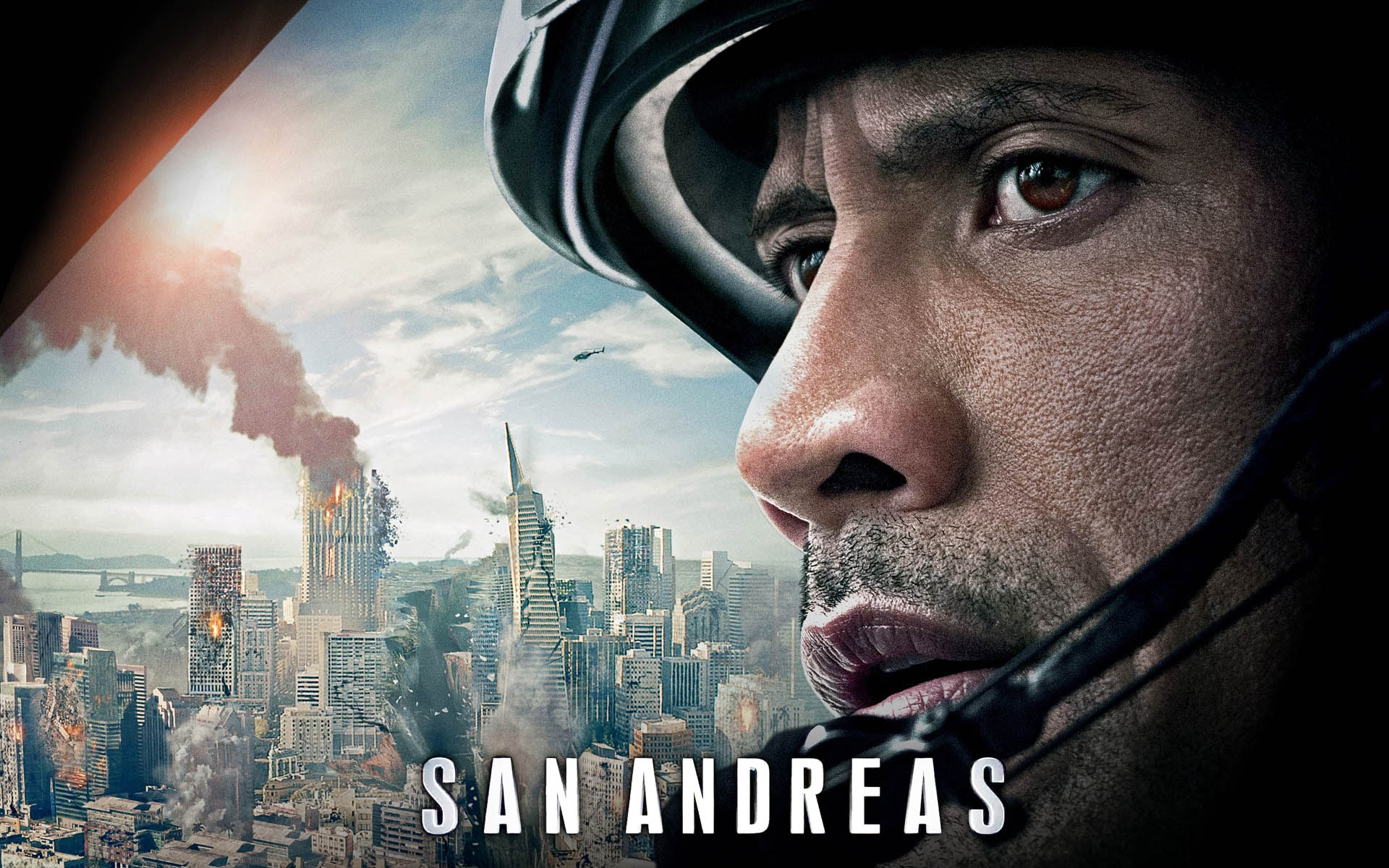 San Andreas: The Rock scopre i disaster movie
