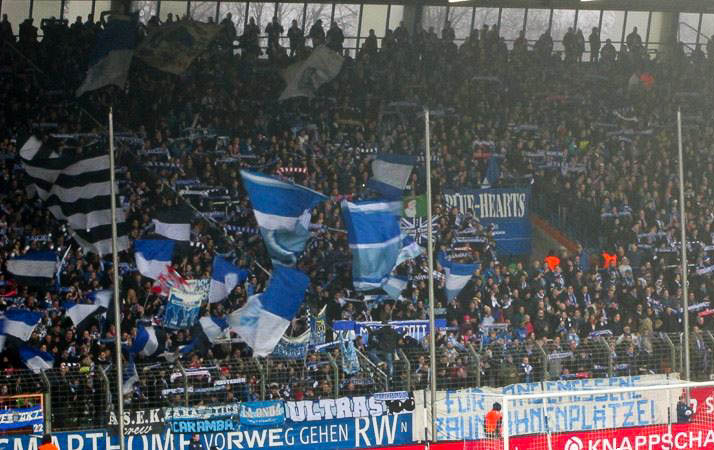 Bochum faithful had a rough day
