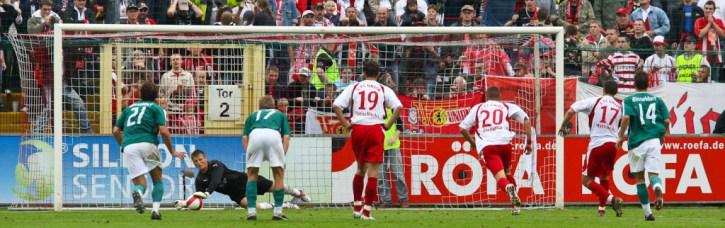 Day 1, 2007/08: Mattuschka missed a penalty