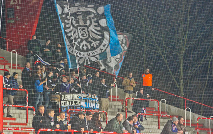 FSV Frankfurt faithful