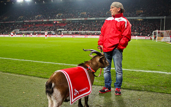 Game in Cologne got Union's goats...