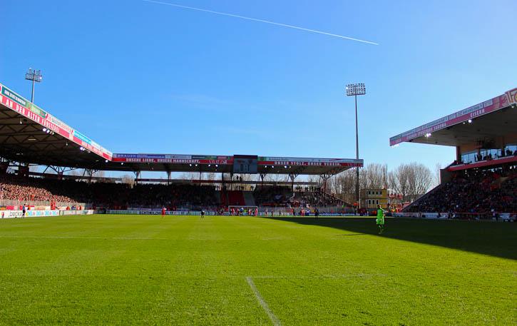 Sunny day in Köpenick