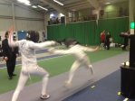 Harry fencing L16 @ BUCST