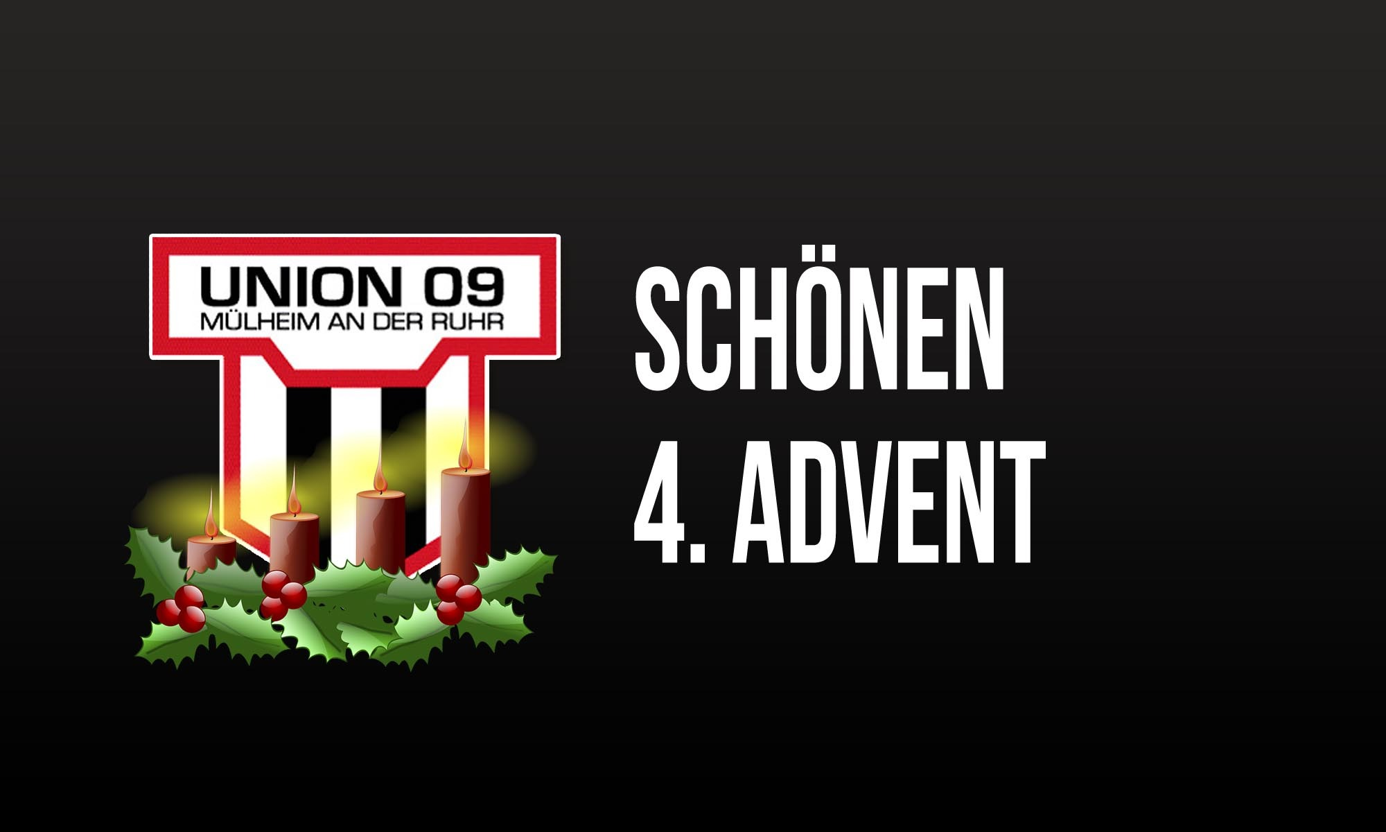 Advent, Advent das 4. Lichtlein brennt