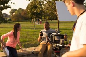 Union Film Society shoot