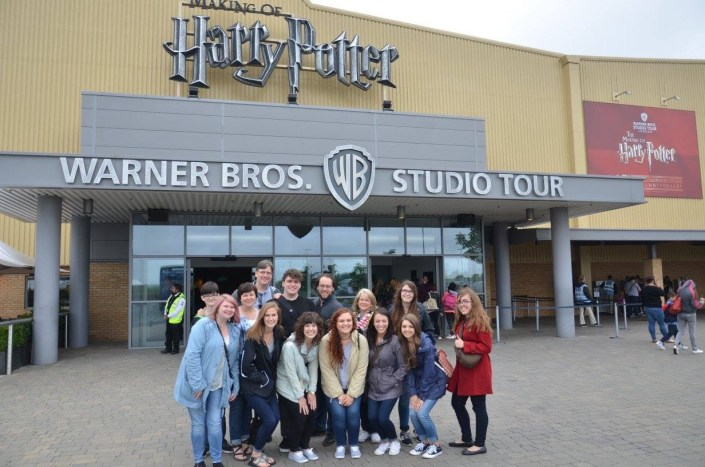 WB Studio Tour - Harry Potter