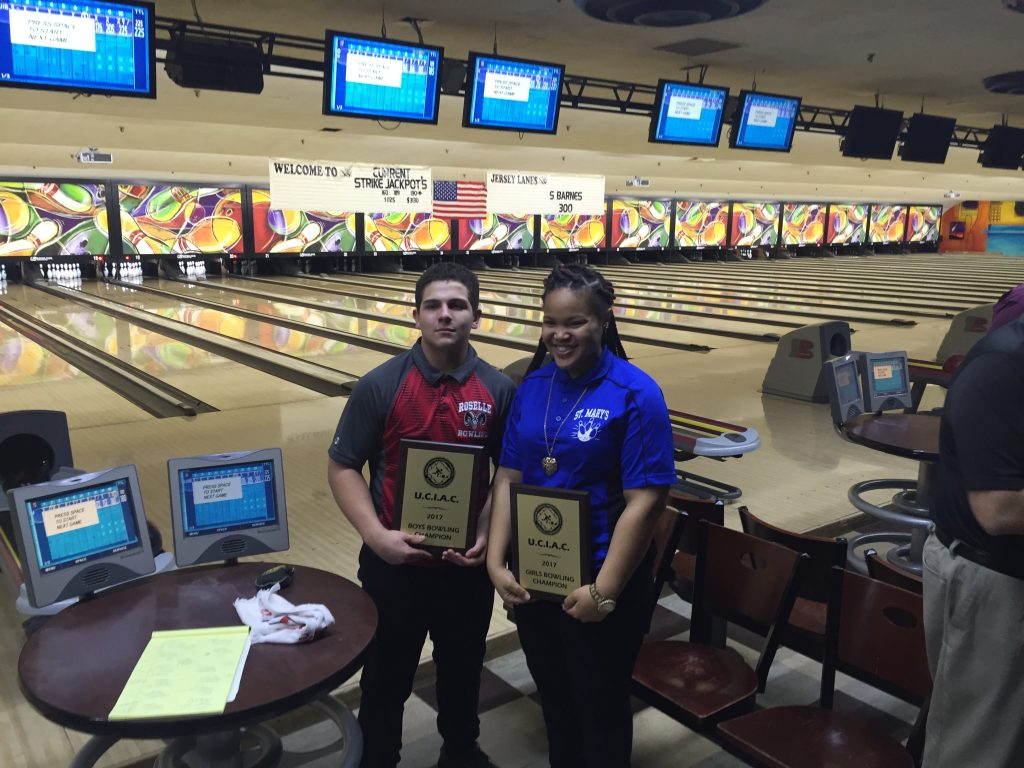 Bowling St Mary S Stevenson And Roselle S Torres Win
