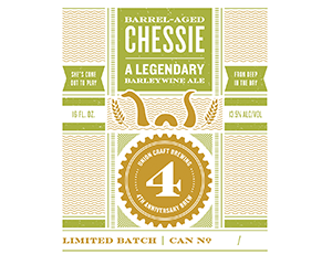 Barrel-Aged Chessie