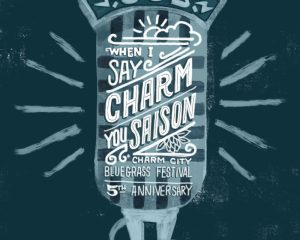When I Say Charm, You Saison