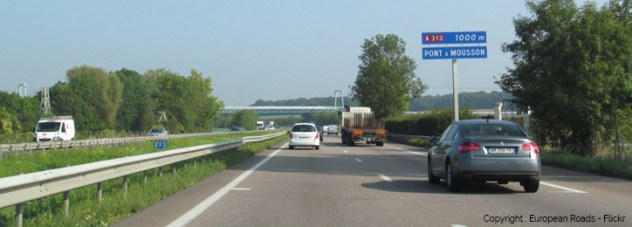 Copyright : European Roads - Flickr