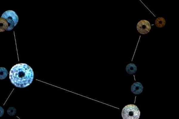 Orione a colori di Paolo Palma