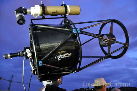 """2011 - Inaugurazione telescopio """"De Ritis"""""""