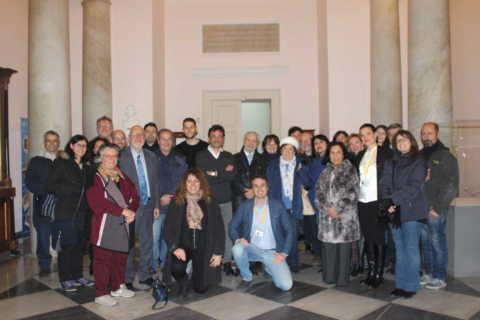 2020 - Incontro con prof. Covone e dott. Cacciapuoti, 13 febbraio