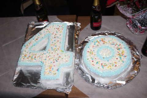 2014 - pranzo sociale 40 anni di UAN