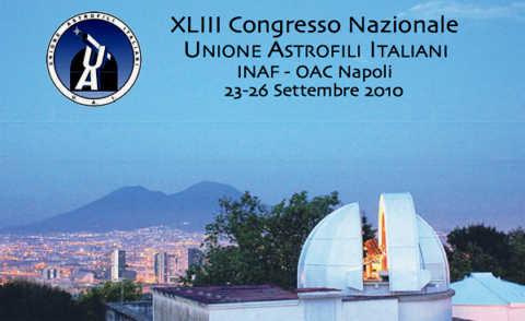 2010 - XLIII Congresso UAI