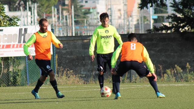 unione calcio allenamento sito