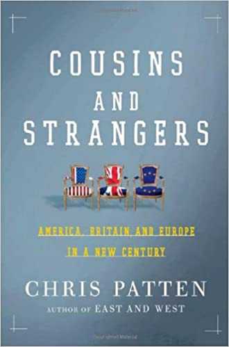 Book Cover: Cousins and strangers : America, Britain, and Europe in a new century