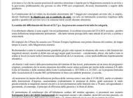 Testo della Commissione Castelli in merito alla riforma della magistratura onoraria: come l'Italia stia ancora tentando di eludere il necessario adeguamento alle norme europee in tema di lavoro, nonostante l'intervento della sentenza UX della CGUE  del 16.7.2020 e  la lettera di avvio della procedura di infrazione della Commissione Europea   del 15.7.2021
