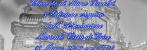 """3° Concerto di Marce Funebri """" dedicato a Benvenuto Lantillo"""