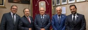 Il Trapani Calcio aderisce al Progetto Solidale dell'Unione Maestranze