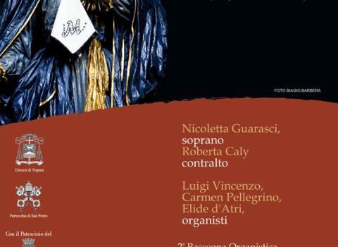 Esecuzione Stabat Mater di Pergolesi eseguito dall'Organo Monumentale del La Grassa.