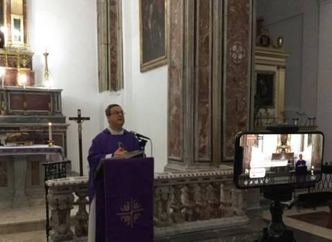 Sesto Venerdì di Quaresima (3 Aprile 2020), Sacra Messa in diretta streaming
