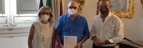 Accordo tra Unione Maestranze e Comune di Trapani: i locali dell'ex cartoleria Pons adibiti a nuova sede