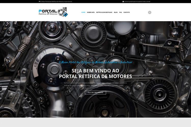 O Maior Portal das Retíficas de Motores Automotivos e Industriais