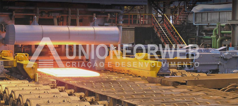 Criação de Site Para Empresa de Metalúrgica Industrial SP