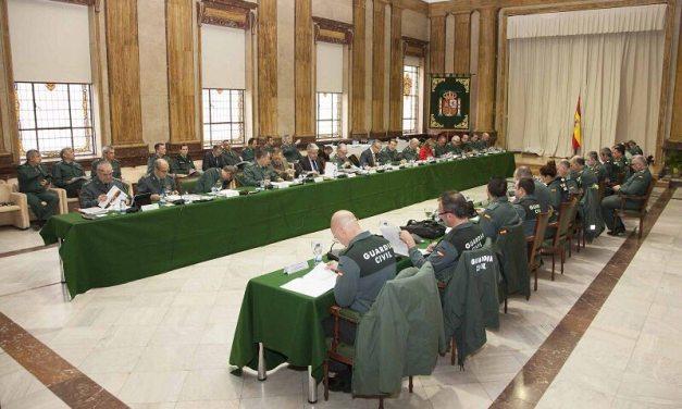 Pleno del Consejo de la Guardia Civil