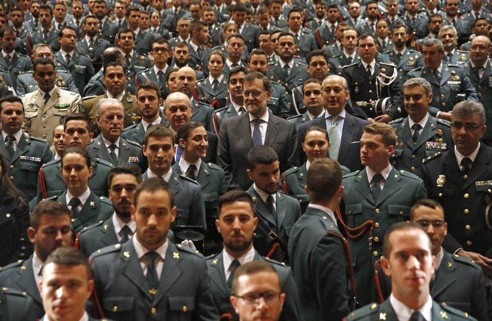 """Mossos d´Squadra y otros """"SI"""", Guardias Civiles """"NO"""""""