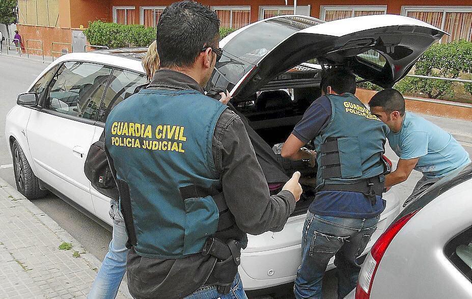 Policía Judicial para el extrarradio de Ourense