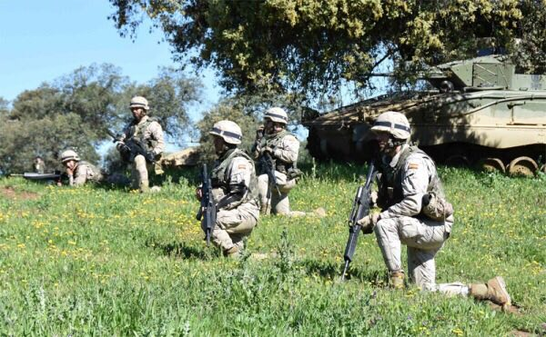 UniónGC pide al Ejército que vigile las infrestructuras críticas