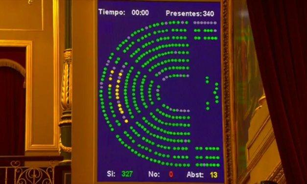 Amplia mayoria en el Congreso para equiparar el salario de la Guardia Civil