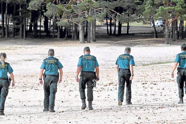La Guardia Civil en Soria ha perdido cerca de 40 agentes en cuatro años.