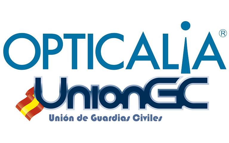 Convenio con optica OPTICALIA en Gijón