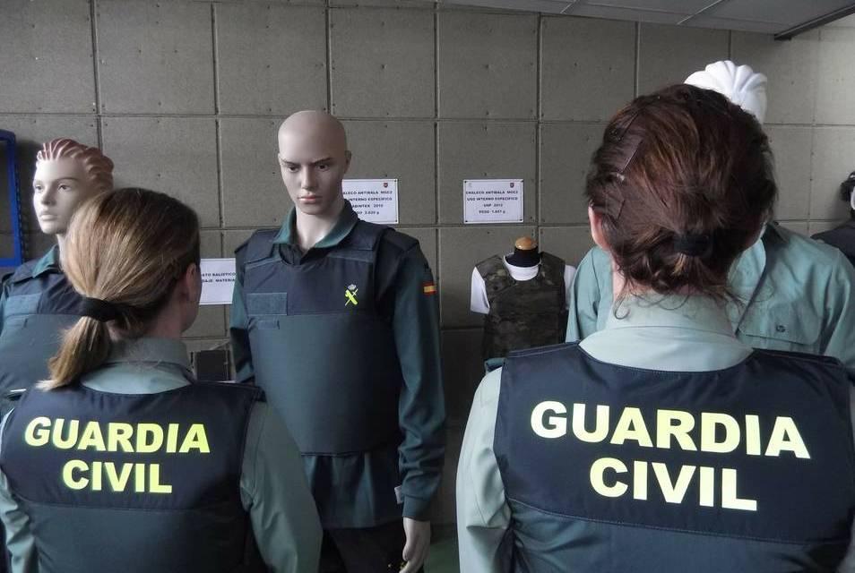 Se abren ofertas de empleos para la Guardia Civil para el año 2020