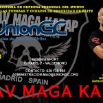 Curso de Krav Maga, defensa personal policial, en Madrid