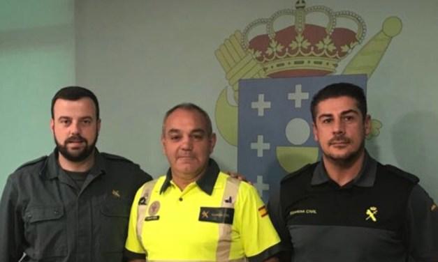 Reunion con el Gral. Jefe de la Zona de Galicia