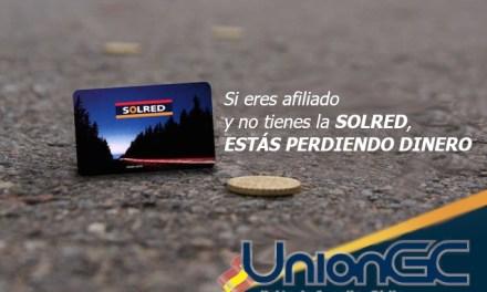 ¿Quieres ahorrar en combustible el 100% de tu cuota anual de afiliado a UnionGC?