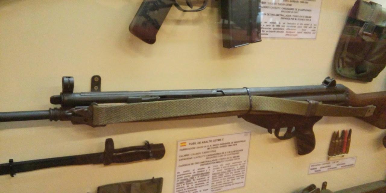 UnionGC denuncia la «renovación» de armamento con un modelo obsoleto