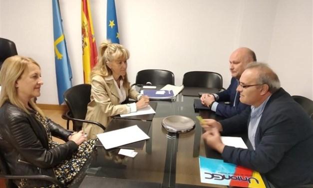 UnionGC se reune con el partido popular en Asturias