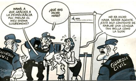 UnionGC y otras asociaciones desmienten discriminación lingüística en Baleares